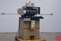 Baum ND 10 Ten Spindle Hydraulic Paper Drill - 021219103026