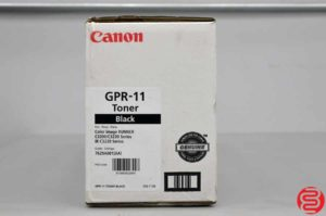 Canon GPR-11 Black Toner - Qty 10 - 022219101623