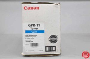 Canon GPR-11 Cyan Toner - Qty 8 - 022219101348