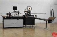 Cheshire 7000 Series Video Jet Inkjet Print System w/ Tabber - 022319095154
