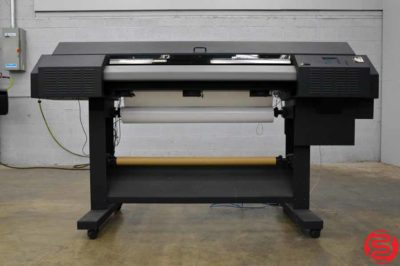 ColorSpan DisplayMaker 4100 Wide Format Printer - 110416032154