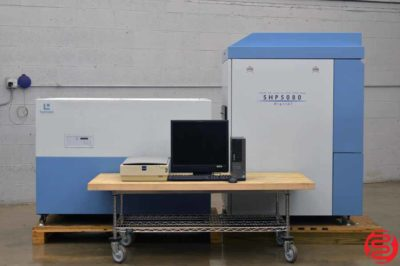 Fujimoto SHP5080 Digital Lab System Wide Roll Printer Processor