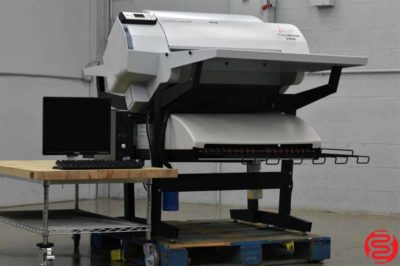 Glunz and Jensen iCtP PlateWriter 2400 Computer to Plate System w/ Rip Computer