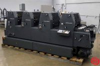 1994 Heidelberg GTOVP 52 Four Color Offset Press w/ All Color Dampening - 020919091013