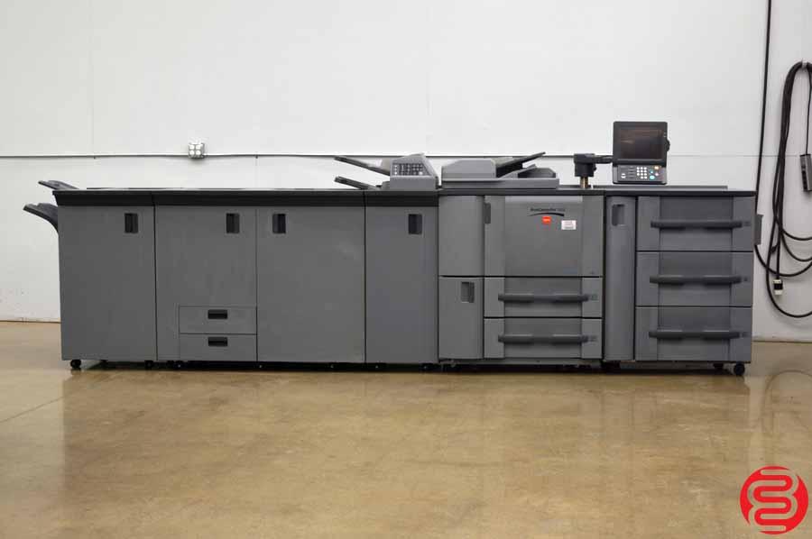 2006 Ikon Konica Minolta Bizhub 1050 Monochrome Digital Press – 020919025420