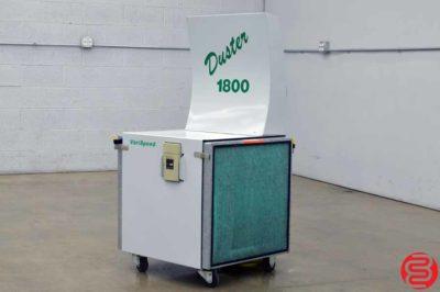 Island Clean Duster 1800 VariSpeed Clean Air Unit