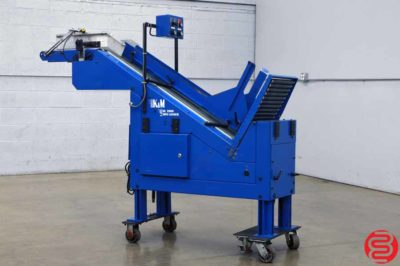 K & M HL-2000 Mini Hopper Loader - 022119085534