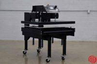 Knight Maxi Press Automatic Air-Operated Large Format 42 x 32 Heat Press