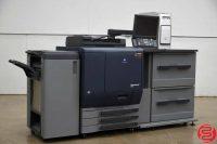 2012 Konica Minolta Bizhub Press C6000 Digital Press - 022619095123