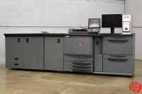 2007 Oce CS 650 Pro Digital Press w/ Finisher, and Fiery Server - 021919115104