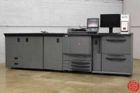 2007 Oce CS 650 Pro Digital Press w/ Finisher, and Fiery Server - 021919115104