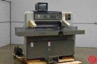 Polar 92 EMC Programmable Paper Cutter - 02189051749