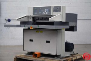 Pro-Cut Model 320 MPS II Hydraulic Paper Cutter - 022719125802