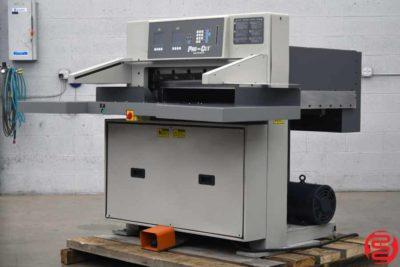 Pro-Cut Model 320 MPS II Hydraulic Paper Cutter - 022719125802