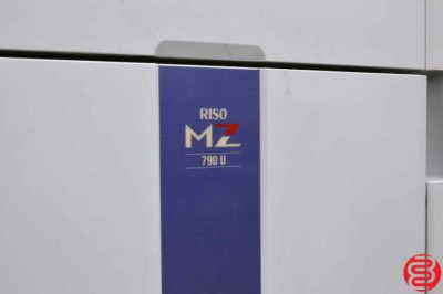 Riso MZ 790 U Two Color Digital Press - 021219124725