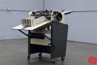 Rosback Model 220A True Line Perf Slit Score Crease Machine - 022219030536