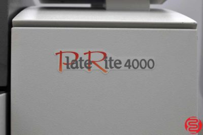 2008 Screen Plate Rite 4000 Computer to Plate System w/ Rip Computer