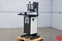 Spiel Associates Iram 12 Three Spindle Hydraulic Paper Drill - 022119013756