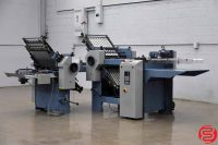 Stahl B20 Pile Feed Paper Folder w/ 8 Page Unit - 022719021555