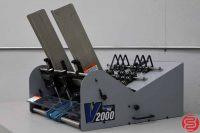Streamfeeder V-2000 Friction Feeder - 022019092557