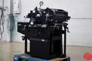AB Dick 9870 Single Color Offset Printing Press - 031519015536