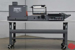 Beseler Model 1611-M Shrink Wrapping System - 022819104944
