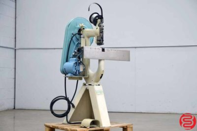 Bostitch Model 2AW Flat Book / Saddle Stitcher - 031119050634