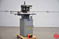 Challenge EH-3A Three Spindle Hydraulic Paper Drill - 031219100939