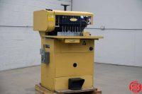 Challenge MS 10A Eight Spindle Hydraulic Paper Drill - 030819094508