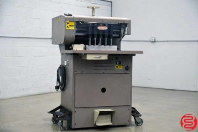 Challenge MS 10A Five Spindle Hydraulic Paper Drill - 030819101305