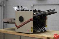 Challenge Pow-R-Fold Vacuum Feed 14 x 20 Paper Folder - 030619101202