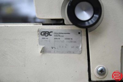 GBC 111PM-2 Electric Comb Paper Punch - 030719105612