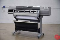 HP DesignJet 5500 Wide Format Printer - 031519025754