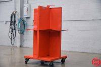 Kansa QuadraCart Paper / Bindery Cart - 022819085752