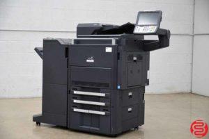 2012 Kyocera TASKalfa 6500i Digital Press w/ Finisher Unit - 031219085657