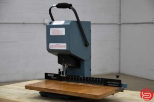 Lassco Spinnit Single Spindle Paper Drill - 030119122822