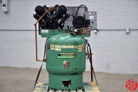 Speedaire 80 Gallon 3 Ph Vertical Tank Mounted 10 HP Air Compressor - 032019095312