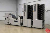 Standard Horizon MC-80 16 Bin Booklet Making System - 032019113831