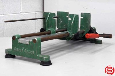 Super Speed Manual Banding Press - 032619024602