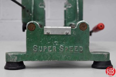 Super Speed Manual Banding Press - 032619024602