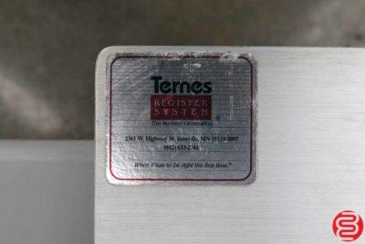 Ternes Register System Plate Punch - 031119043237