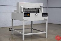 Triumph Ideal 6550 EP Power Cut and Clamp Paper Cutter - 030719042517