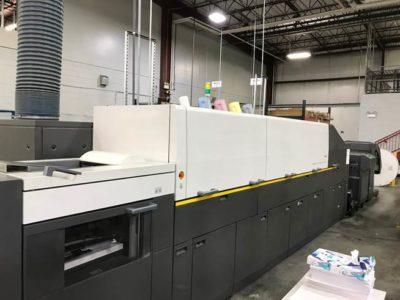 Kodak NexPress SE2500 Digital Production Color Wide Format Printing Press - 032719123442