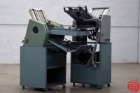 Baum 714 Ultrafold Vacuum Feed Paper Folder - 041019034137