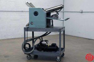 Baum 714 Ultrafold Vacuum Feed Paper Folder - 041519044853