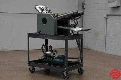 Baum 714 Vacuum Feed Paper Folder - 041019091143