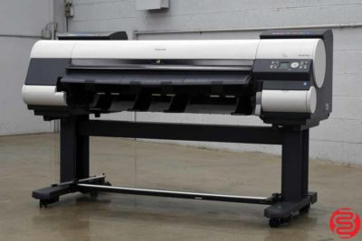 "Canon imagePROGRAF iPF8100 44"" Wide Format Printer - 042619104015"