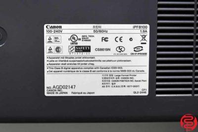 "Canon imagePROGRAF iPF8100 44"" Wide Format Printer - 042619104015"