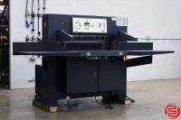 "Challenge Champion 370XG 37"" Hydraulic Programmable Paper Cutter - 041719104239"