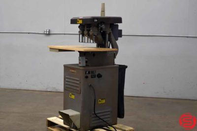 Challenge EH-3A Three Spindle Hydraulic Paper Drill - 032919011525